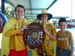 Interhouse Swimming Carnival